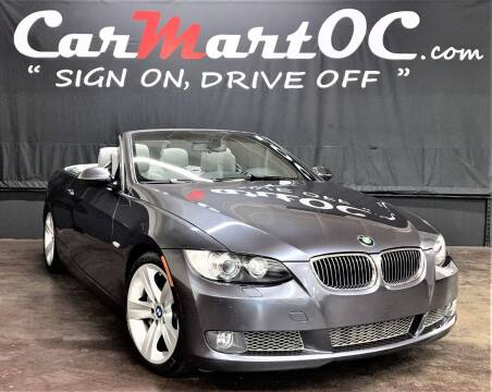2008 BMW 3 Series for sale at CarMart OC in Costa Mesa CA