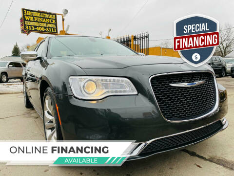 2020 Chrysler 300 for sale at 3 Brothers Auto Sales Inc in Detroit MI