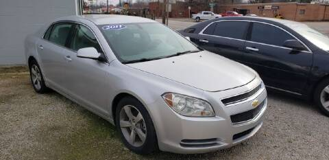 2011 Chevrolet Malibu for sale at RAGINS AUTOPLEX in Kennett MO