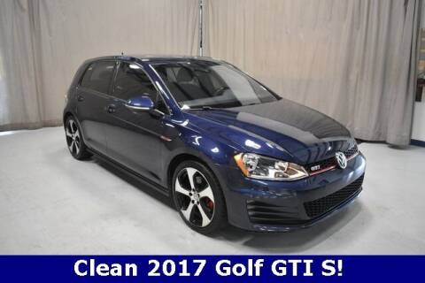 2017 Volkswagen Golf GTI for sale at Vorderman Imports in Fort Wayne IN
