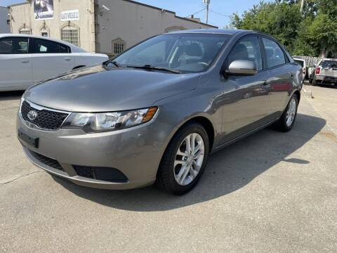 2012 Kia Forte for sale at T & G / Auto4wholesale in Parma OH