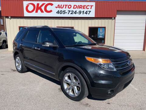 2015 Ford Explorer for sale at OKC Auto Direct in Oklahoma City OK