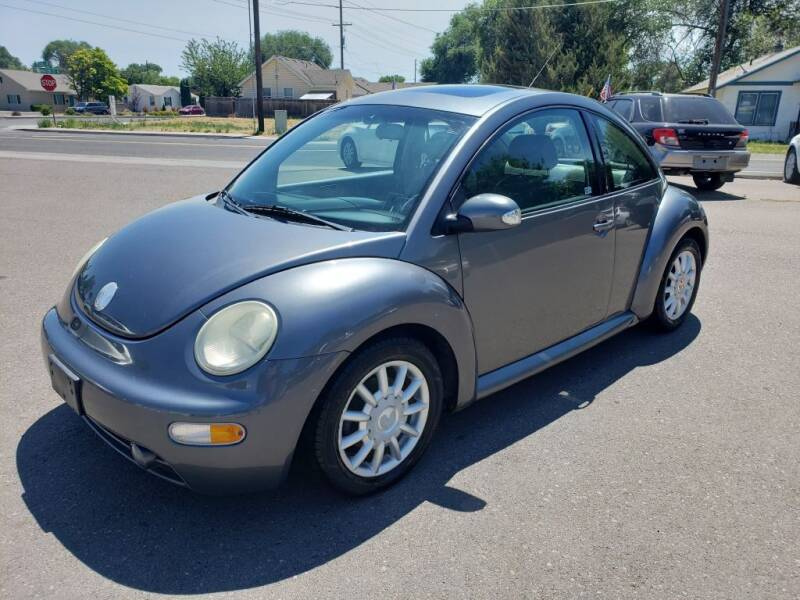 2004 Volkswagen New Beetle for sale at Progressive Auto Sales in Twin Falls ID