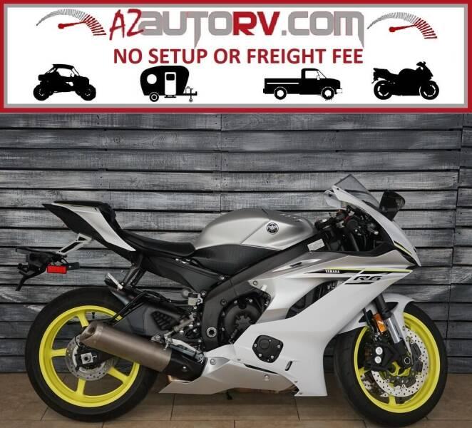 2017 Yamaha YZF-R6 for sale in Mesa, AZ