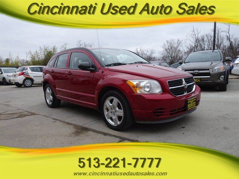 2009 Dodge Caliber for sale at Cincinnati Used Auto Sales in Cincinnati OH