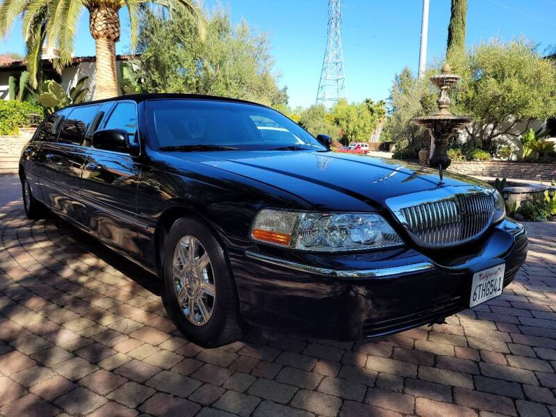 2006 Lincoln Town Car for sale at Newport Motor Cars llc in Costa Mesa CA
