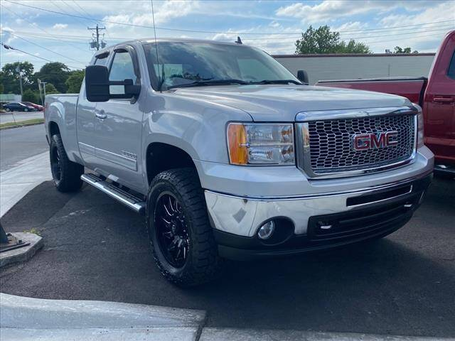 2010 GMC Sierra 1500 for sale at Messick's Auto Sales in Salisbury MD