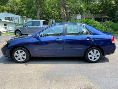 2007 Kia Spectra for sale at Roberts Rides LLC in Franklin OH
