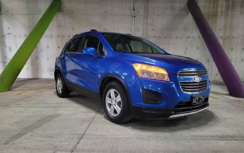 2016 Chevrolet Trax for sale at Kelley Autoplex in San Antonio TX