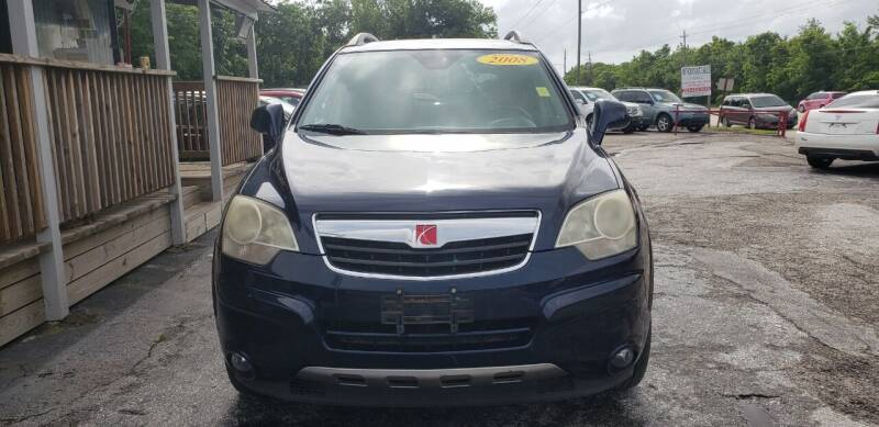 2008 Saturn Vue for sale at Anthony's Auto Sales of Texas, LLC in La Porte TX