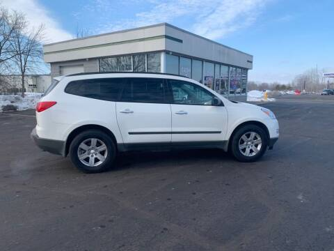 2012 Chevrolet Traverse for sale at Hilltop Auto in Clare MI