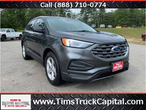 2019 Ford Edge for sale at TTC AUTO OUTLET/TIM'S TRUCK CAPITAL & AUTO SALES INC ANNEX in Epsom NH