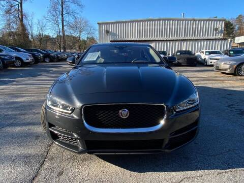 2017 Jaguar XE for sale at Car Online in Roswell GA