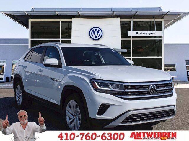2021 Volkswagen Atlas Cross Sport for sale in Pasadena, MD