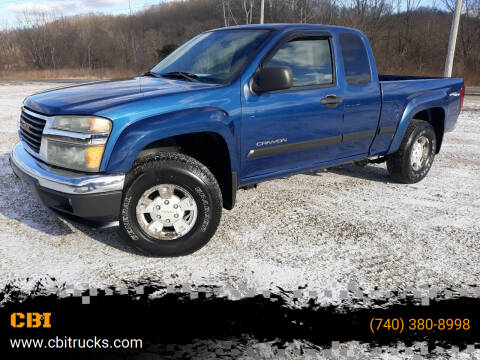 2005 GMC Canyon for sale at CBI in Logan OH