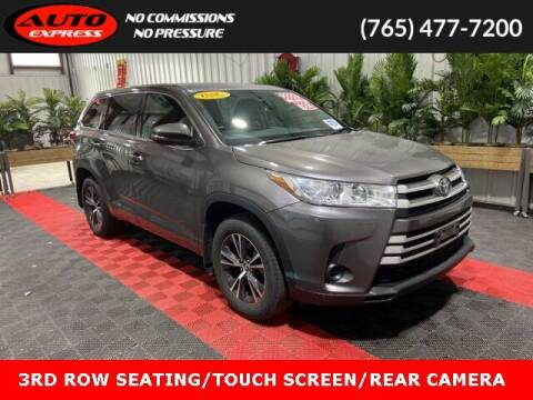 2018 Toyota Highlander for sale at Auto Express in Lafayette IN