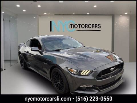 2016 Ford Mustang for sale at NYC Motorcars in Freeport NY