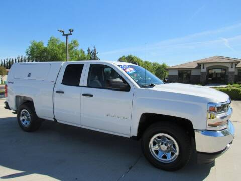 2016 Chevrolet Silverado 1500 for sale at Repeat Auto Sales Inc. in Manteca CA