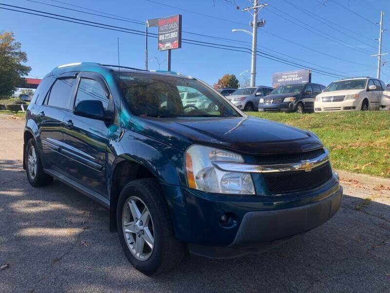 2006 Chevrolet Equinox for sale at Best Choice Auto Sales in Lexington KY