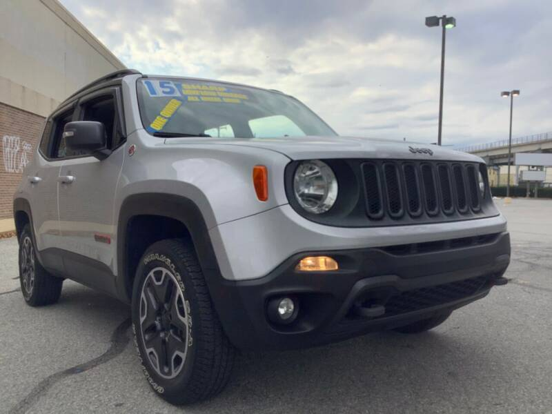 2015 Jeep Renegade for sale at Active Auto Sales Inc in Philadelphia PA