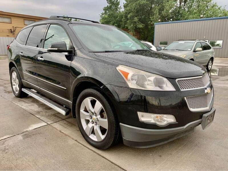 2011 Chevrolet Traverse for sale at Exclusive Ridaz in Houston TX