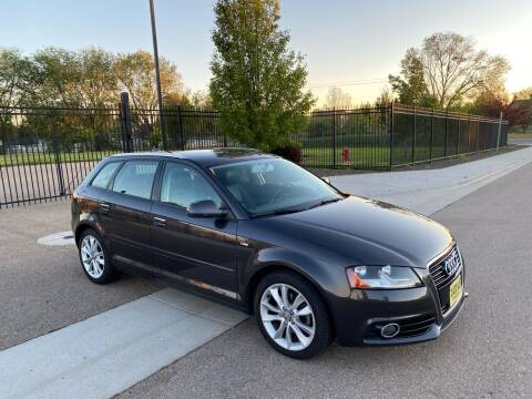 2011 Audi A3 for sale at TDI AUTO SALES in Boise ID