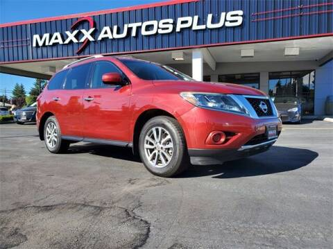 2014 Nissan Pathfinder for sale at Maxx Autos Plus in Puyallup WA