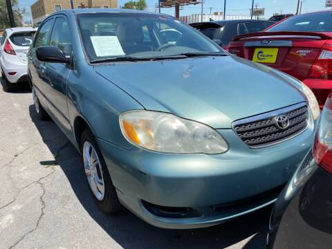 2005 Toyota Corolla for sale at New Wave Auto Brokers & Sales in Denver CO