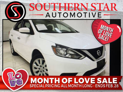 2018 Nissan Sentra for sale at Southern Star Automotive, Inc. in Duluth GA