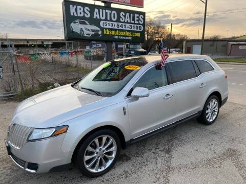 2011 Lincoln MKT for sale at KBS Auto Sales in Cincinnati OH