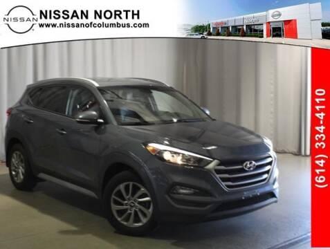 2017 Hyundai Tucson for sale at Auto Center of Columbus in Columbus OH