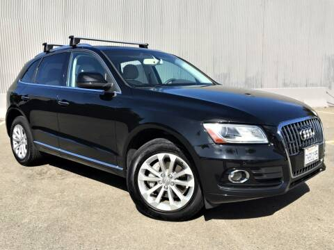 2015 Audi Q5 for sale at Planet Cars in Berkeley CA