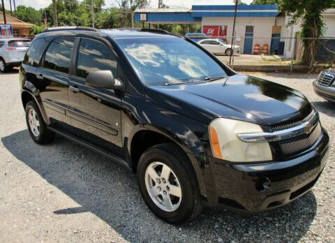 2008 Chevrolet Equinox for sale at Family Auto Sales of Mt. Holly LLC in Mount Holly NC