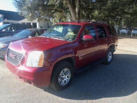 2007 GMC Yukon for sale at ORANGE PARK AUTO in Jacksonville FL