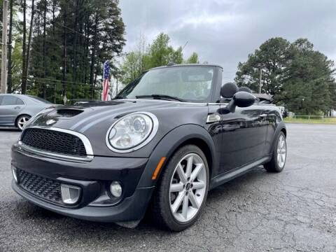 2014 MINI Convertible for sale at Airbase Auto Sales in Cabot AR