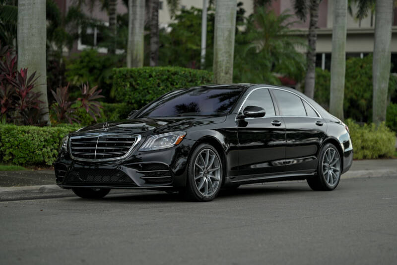 2018 Mercedes-Benz S-Class for sale at EURO STABLE in Miami FL