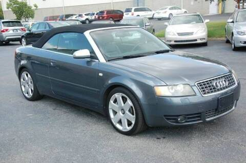 2005 Audi S4 for sale at Essen Motor Company, Inc in Lebanon TN