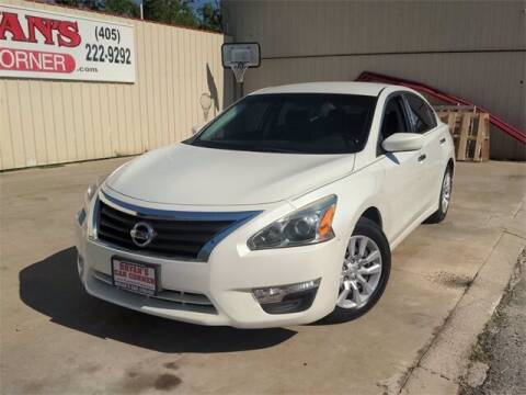 2015 Nissan Altima for sale at Auto Bankruptcy Loans in Chickasha OK
