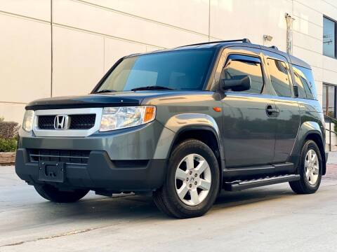 2011 Honda Element for sale at New City Auto - Retail Inventory in South El Monte CA