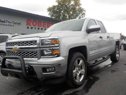 2015 Chevrolet Silverado 1500 for sale at Roberti Automotive in Kingston NY