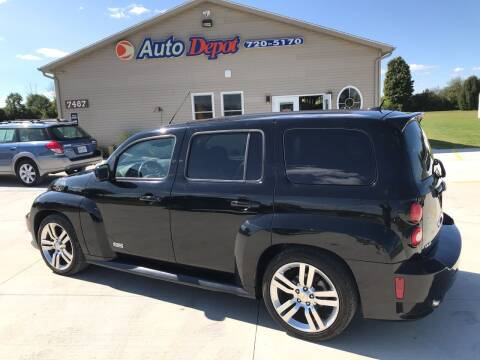 2010 Chevrolet HHR for sale at The Auto Depot in Mount Morris MI