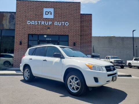 2011 Toyota RAV4 for sale at Dastrup Auto in Lindon UT
