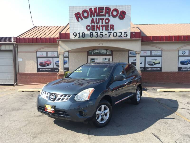 2012 Nissan Rogue for sale at Romeros Auto Center in Tulsa OK