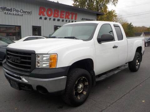 2013 GMC Sierra 1500 for sale at Roberti Automotive in Kingston NY