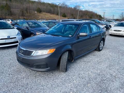 2009 Kia Optima for sale at Bailey's Auto Sales in Cloverdale VA