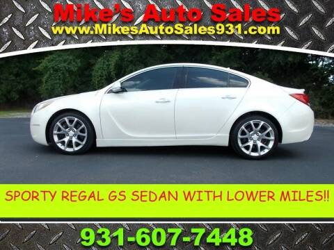 2012 Buick Regal for sale at Mike's Auto Sales in Shelbyville TN