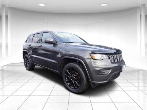 2018 Jeep Grand Cherokee for sale at Sandy Motors Inc in Coventry RI