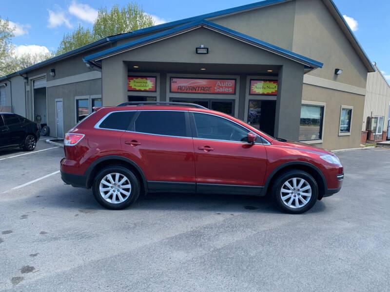 2007 Mazda CX-9 for sale at Advantage Auto Sales in Garden City ID