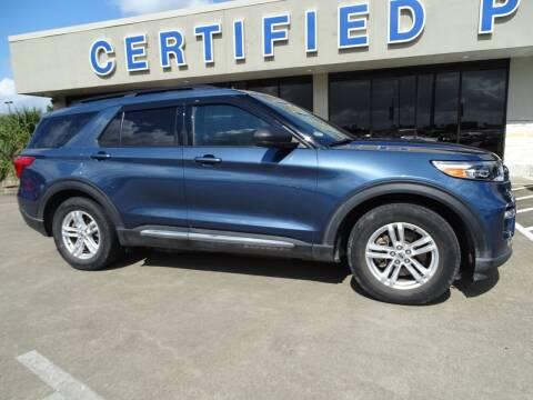 2020 Ford Explorer for sale at Mac Haik Ford Pasadena in Pasadena TX