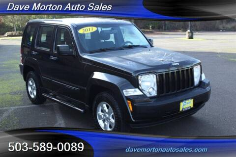 2011 Jeep Liberty for sale at Dave Morton Auto Sales in Salem OR